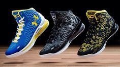 Under Armour and Steph Curry Unveil the Curry One