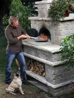 A good wood-fired pizza can make anyone dream of owning a custom outdoor oven. If you think such a project is too complicated for you to build, think again.