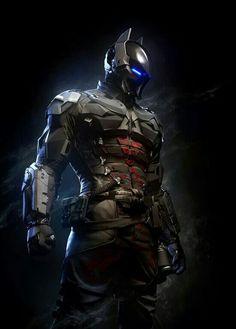 Batman armor