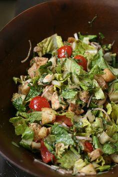 Week of Menus: Caprese Salad: Pretending I'm on vacation...