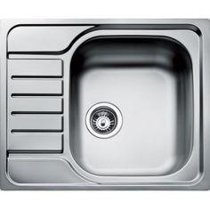 Кухонная мойка TEKA UNIVERSAL 580.500 1B 1D PA330N3001 / 30000065
