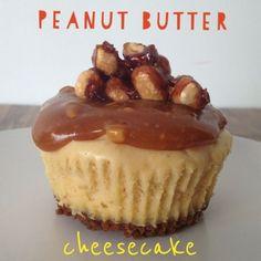 Peanut butter cheescake