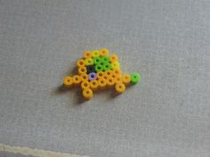 The (Mommy)Kerrie Show: Moshi Monster Monday!!! Perler Bead Fun! MR. SNOODLE