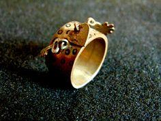 Beautiful sterling silver heart and key ring band-Women's silver 925 statement ring-Heart and key statement ring-Artisan jewelry-Greek art by ArchipelagosBreeze on Etsy