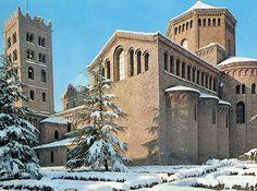 Ruta del Románico 3.- El Monasterio de Santa María de Ripoll