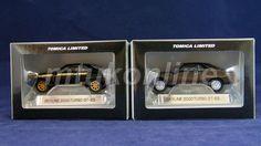 TOMICA TL   SKYLINE HISTORY   NISSAN SKYLINE C210 GT-ES TURBO   1/65   2 MODELS