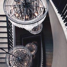 Imagen de luxury, chandelier, and home