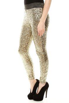 Shoptiques — Sequin Leggings