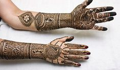 Updated mehndi designs on October 21, 2017 for any festival. Check 50+ mehndi designs like Punjabi mehndi designs, Arabic mehndi designs. Get beautiful mehandi design ideas.