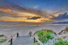 Cabedelo Sunset  #A  -  Figueira da Foz  -  Portugal