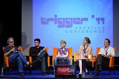 Trigger Creative Conference är sveriges enda musikkonvent som annordnas under festivaldagarna peace & love.  Där samlas musikbranschen för att delta i workshops, föreläsningar och debatter