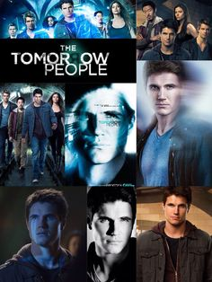 The Tomorrow People <3 awesome new show it's not about superheroes... But they have powers! Kinda like x-men
