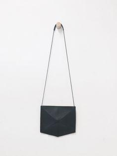 Leather minimal bags