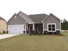Craftsman style homes on pinterest new homes for sale for New craftsman homes for sale