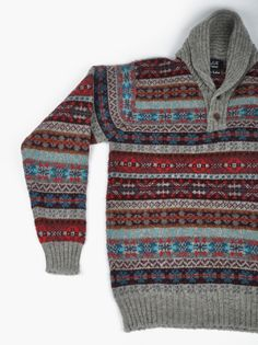 Grey Fox: A few exciting brands for men of style - knitwear and jewellery