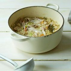 Goop's Chicken And Brown Rice Soup