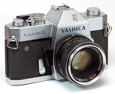 Yashica TL Electro X was introduced in 1968.