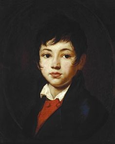 Портрет Александра Челищева, 1808-09