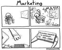 just #marketing hahaha