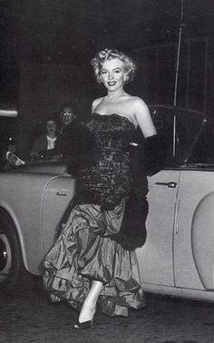 Marilyn💋at Photoplay Awards;1952