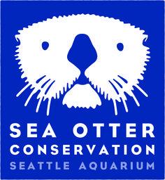Seattle Aquarium Sea Otter Conservation. Love them!