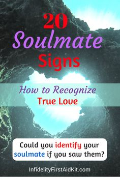 These 20 Soulmate Signs will help you identify the traits of your ideal partner. What true love soulmate characteristics will make you happy?