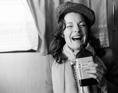 Romy Schneider photographed by Robert Lebeck