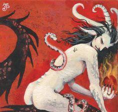 #5. Asmodeus. Lust