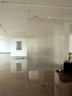 Cintia Ribas l placa de alumínio l Galeria Sesi/Fiep l 2014