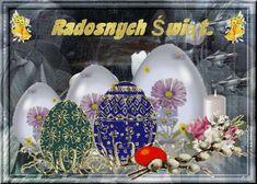 Wielkanoc: Animowane kartki wielkanocne z życzeniami Decorative Plates, Moving Pictures