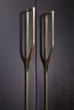 custom design aluminum door handles - Google Search