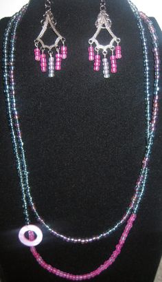 Women's: Popular Necklace & Earrings Quantity: 1 Price: $20.00 USD Click here to place your order. http://www.uniquic.com/2014/04/womens-popular-quantity-1-price-20.html