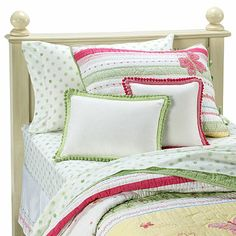 Whistle & Wink™ Butterfly Party Quilt and Accessories - BedBathandBeyond.com
