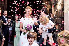 La boda de Isabel y Yago en Antequera | Casilda se casa