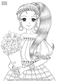 Coloring Pages For Girls, Coloring For Kids, Colouring Pages, Coloring Books, Barbie Drawing, Shark Party, Embroidery Patterns, Aurora Sleeping Beauty, Creations