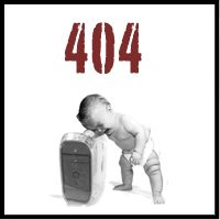 25 Creatively Awesome 404 Pages