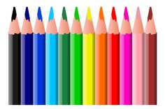 Image for Free Pen Pencil 19 Education Clip Art Colored Pencil Tutorial, Colored Pencil Techniques, Pencil Drawing Tutorials, Pencil Drawings, Drawing Ideas, Pencil Clipart, Color Songs, Free Pen, Coloring Tutorial
