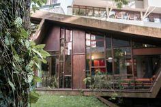 Clássicos da Arquitetura: Residência do Arquiteto / Jaime Lerner/ Curitiba, Brasil