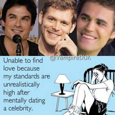 Find images and videos about the vampire diaries, truth and tvd on We Heart It - the app to get lost in what you love. Vampire Diaries Memes, Serie The Vampire Diaries, Vampire Diaries Damon, Vampire Diaries The Originals, Paul Wesley, Vampier Diaries, Bae, Cw Series, Original Vampire