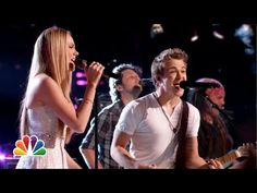 "Danielle Bradbery and Hunter Hayes: ""I Want Crazy"" - The Voice Highlight - YouTube"