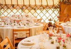 Find Your Perfect Venue | Yorkshire Yurts | Image 1