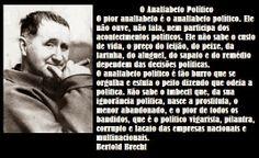 Daniel Corrêa: A covardia coloca a questão, 'É seguro?' O comodis...