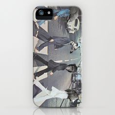 Carry That Weight - the beatles and their animal personas iPhone Case