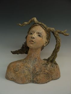 Golden Bough - Sculpture - Gallery - Ceramic Arts Daily Community