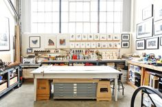 Sirima's Vintage Industrial Artist's Loft House Tour   Apartment Therapy