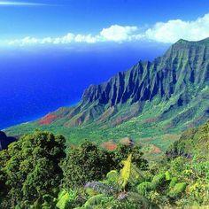 Valle de Kalalau, Hawai