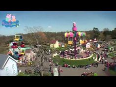 Watch the Official Peppa Pig World Preview Video. Find out what it is like to visit the Theme Park and what rides and attractions there are: http://www.youtube.com/watch?v=96NQv6cAKVU