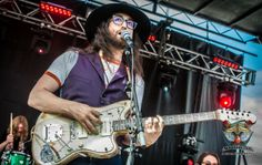 Mountain Jam 2014 - Ghost of a Saber Tooth Tiger
