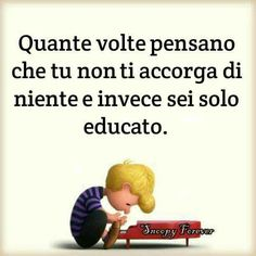 Educazione.