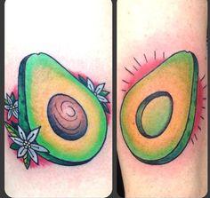 Avocado Tattoos!
